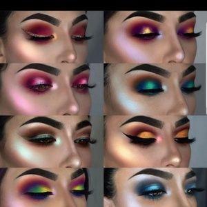 *New* Super Vibrant eye shadow Ultra Metallic